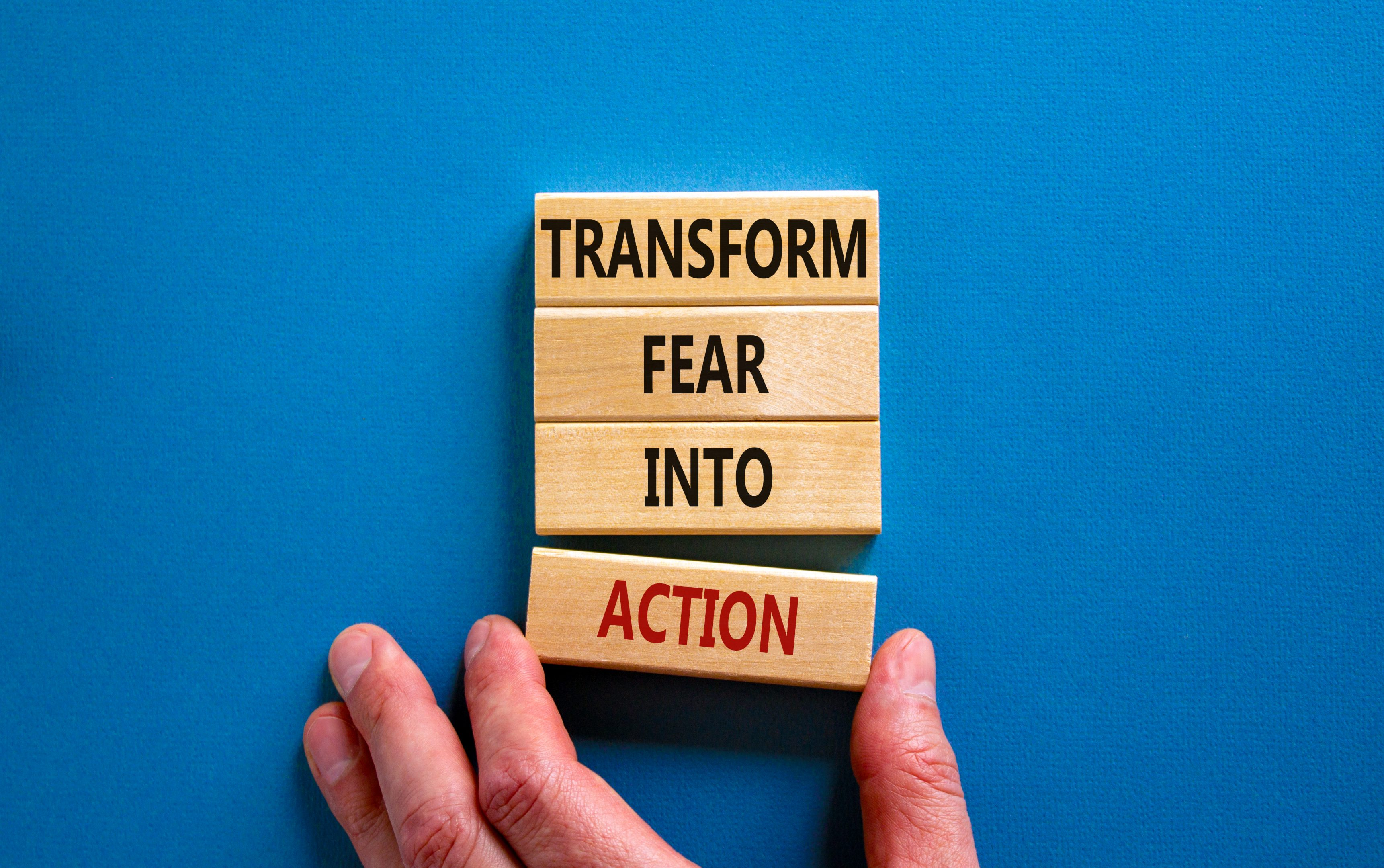 Mental Habits To Defeat Fear